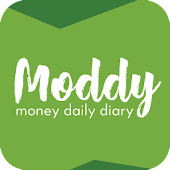 Moddy. Personal money manager and expense tracker