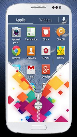android Zipper Screen Lock 2016 Screenshot 7