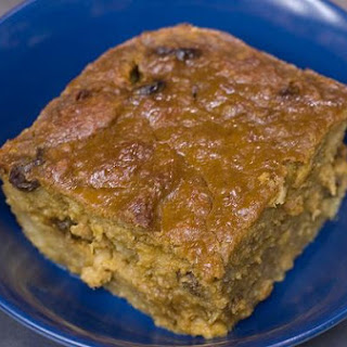 Low-Fat Bread Pudding