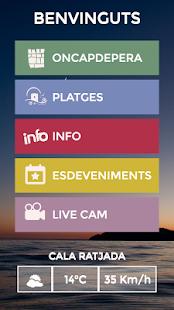 Infocapp - náhled