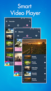 Color Player - Free MP3 Player- screenshot thumbnail