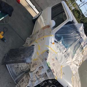 アルトラパン HE21S ラパンSS 6型のサイドステップのカスタム事例画像 CORSAIR さんの2018年11月25日19:04の投稿