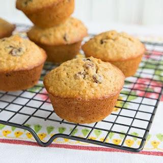 Oatmeal Raisin Muffins.
