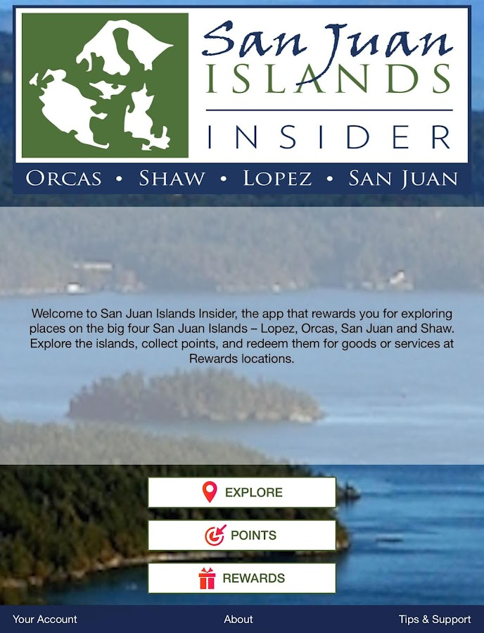 San Juan Islands Insider- screenshot