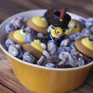 Minions Movie Snack Mix