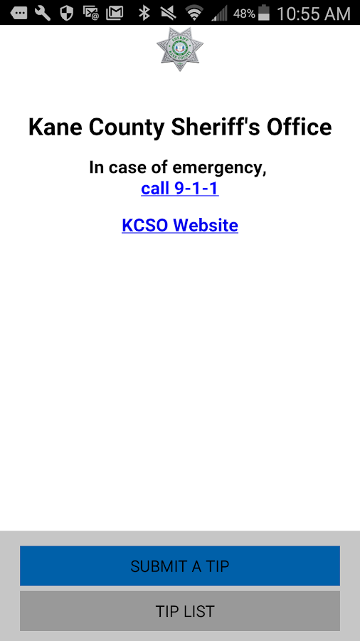 KaneCo Sheriff- screenshot