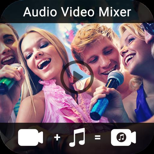 Audio Video Mixer
