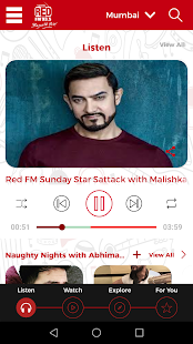Red FM India - náhled