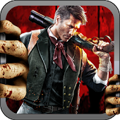 Zombie Vs Man survival shooting