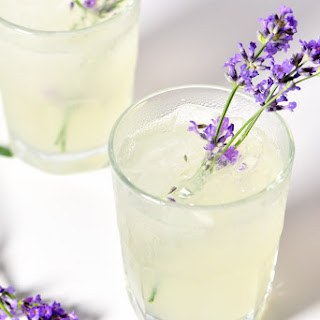 Lavender Drinks Recipes