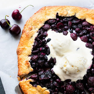 Classic Fruit Galette Recipe