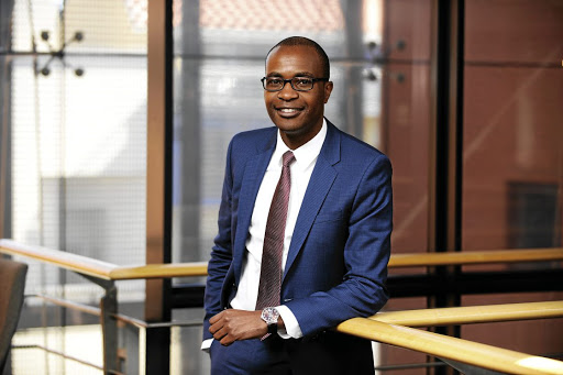 Keillen Ndlovu: Expects a 'modest' recovery in property share prices over the next 12 months. Picture: Russell Roberts