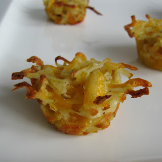 Potato Cheddar Bites.