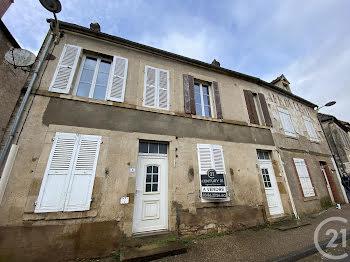 maison à Billy-sur-Oisy (58)