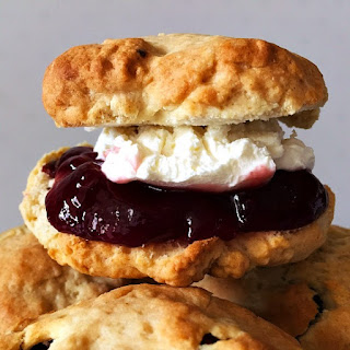 Homemade Tea Time Scones