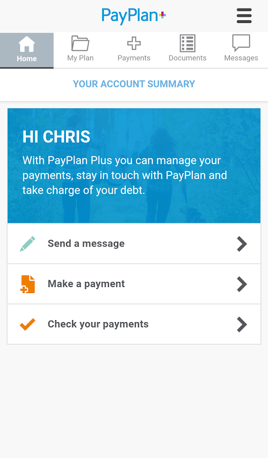 PayPlan Plus- screenshot
