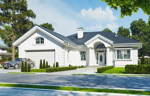 projekt Dom na parkowej