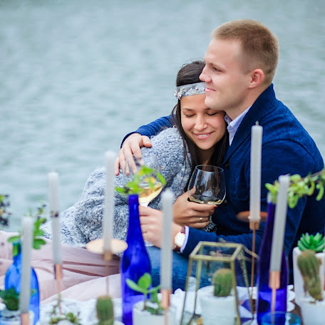 Wedding photographer Darina Limarenko (andriyanova). Photo of 22.11.2016