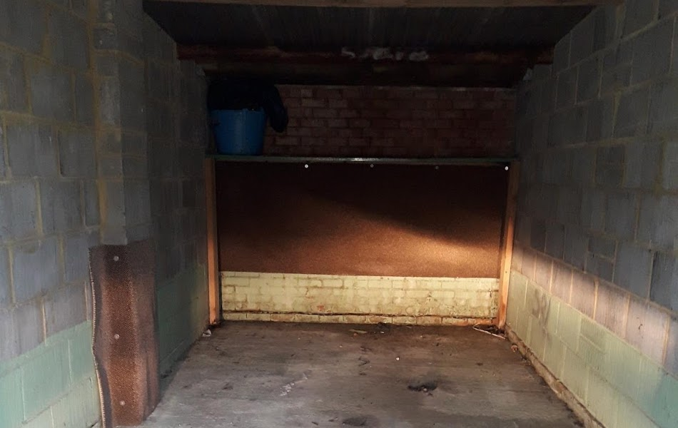 garage / parking to let