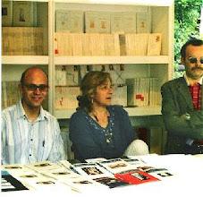 Photo: Con Charo Fierro y compañía