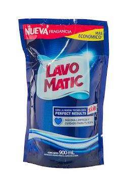 Detergente Lavomatic