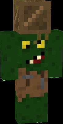 He's a swamp troll. Yeah.