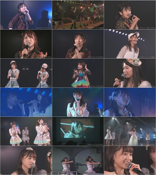 (LIVE)(720p) AKB48 木崎ゆりあ 卒業公演 Live 720p 170930