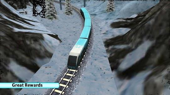 Train Racing 3D-2018 2