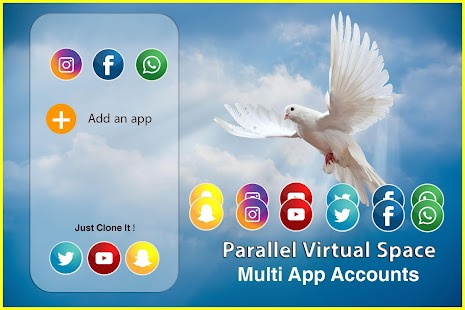 Download Parallel Virtual Space : MultiCompte For PC Windows
