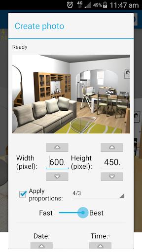 Renovations 3D 2.25 screenshots 4
