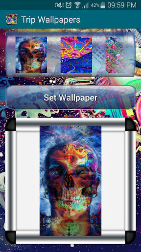 Crazy Cool Trippy Wallpapers