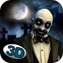 Nights at Scary Cemetery 3D icon