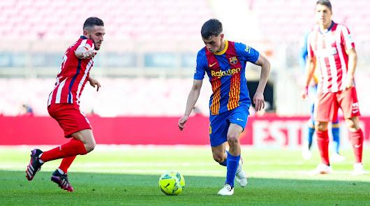 (0-0): Barça y Atlético dan más emoción a la Liga