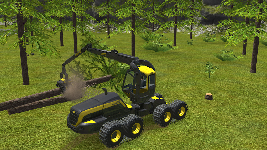 android Farming Simulator 16 Screenshot 7