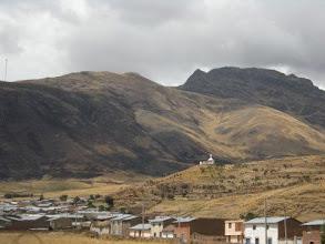 Photo: プーノへ 昔この小さな村にも泊まった