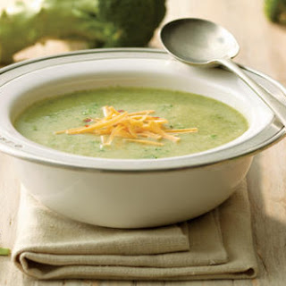 Classic Broccoli Cheddar Soup