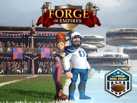 Forge Of Empires APK screenshot thumbnail 1