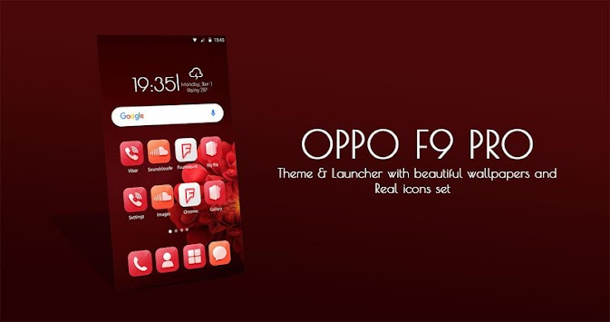 Download Theme For Oppo F9 Pro Apk Latest Version App For Android