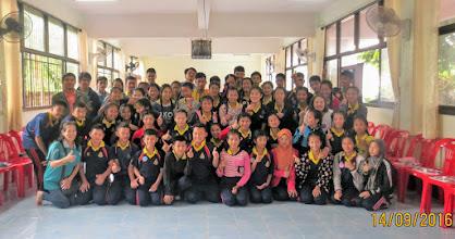 Photo: Baan Pangmayao School, Chiang Dao district
