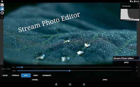 Stream Photo Editor screenshot 11