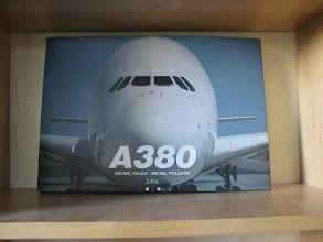 Photo: A380... Ils passent tous à côté de chez moi à Langon en pièces détachées