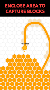 Hexar.io- screenshot thumbnail