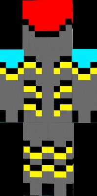 Warframe Nova Skin
