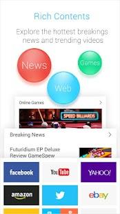 APUS Browser - Fast Download Screenshot 7