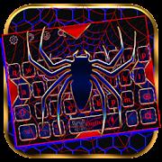 Glossy Amazing Spider Keyboard Theme