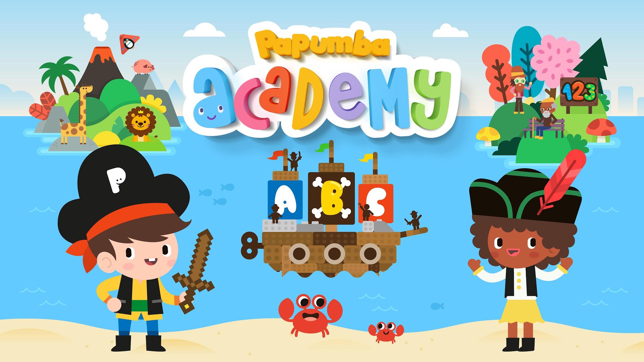 Risultati immagini per papumba academy