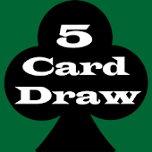 5 Card Draw Poker Solitaire