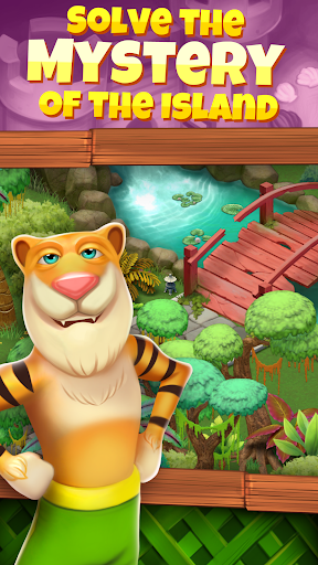 Animal Cove: Solve Puzzles & Design Your Island 1.100 androidappsheaven.com 2