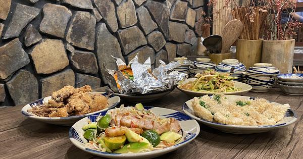 Các món ăn hấp dẫn tại Ngò Gai