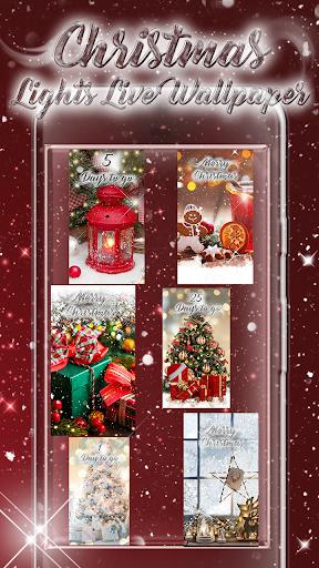 Christmas Lights Live Wallpaper: Xmas Countdown 2.0.2 screenshots 4